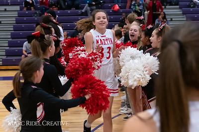 Daniels vs Martin girls basketball. MRC_7485