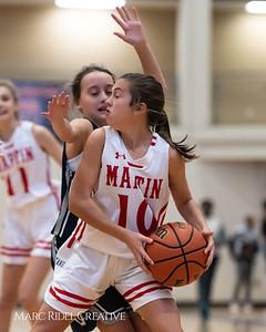 Daniels vs Martin girls basketball. 750_6505
