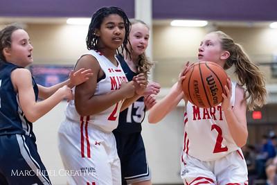 Daniels vs Martin girls basketball. 750_6528