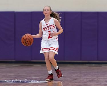 Daniels vs Martin girls basketball. 750_6523