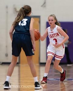 Daniels vs Martin girls basketball. 750_6524