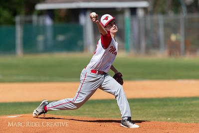 Daniels vs Martin baseball. March 17, 2019. D4S_9277
