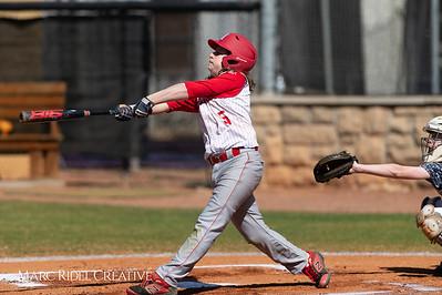 Daniels vs Martin baseball. March 17, 2019. D4S_9270