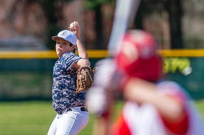 Daniels vs Martin baseball. March 17, 2019. D4S_9249