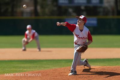 Daniels vs Martin baseball. March 17, 2019. D4S_9338