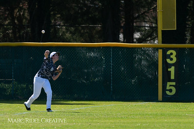 Daniels vs Martin baseball. March 17, 2019. D4S_9421