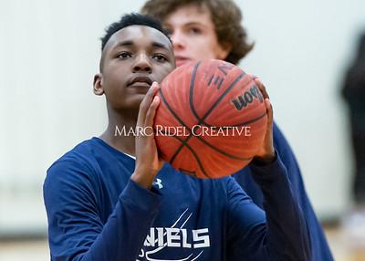 Martin vs Daniels Basketball. January 23, 2020. D4S_4092