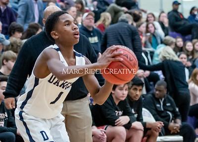 Martin vs Daniels Basketball. January 23, 2020. D4S_4173
