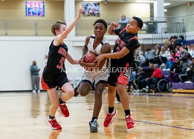 Martin vs Daniels Basketball. January 23, 2020. D4S_4165