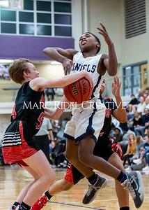 Martin vs Daniels Basketball. January 23, 2020. D4S_4169