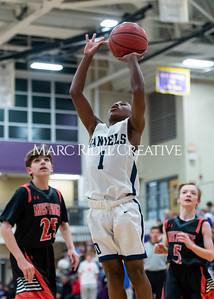 Martin vs Daniels Basketball. January 23, 2020. D4S_4181