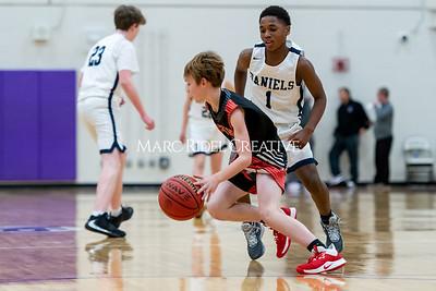Martin vs Daniels Basketball. January 23, 2020. D4S_4159