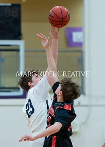 Martin vs Daniels Basketball. January 23, 2020. D4S_4093