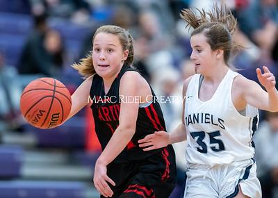 Martin vs Daniels Basketball. January 23, 2020. MRC_1559