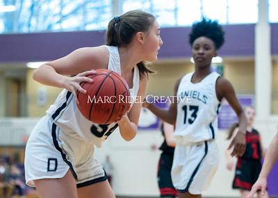 Martin vs Daniels Basketball. January 23, 2020. D4S_3505
