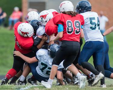 Martin football vs. Leesville. September 20, 2017.