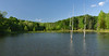 End of Little Seneca Lake<br /> Black Hill Regional Park, Boyds, MD