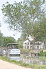 Tavern Visitor Center & canal boat <I>(tinted line art effect)</I> C&O Canal Nat'l Historical Park - Great Falls, Western Montgomery County, MD