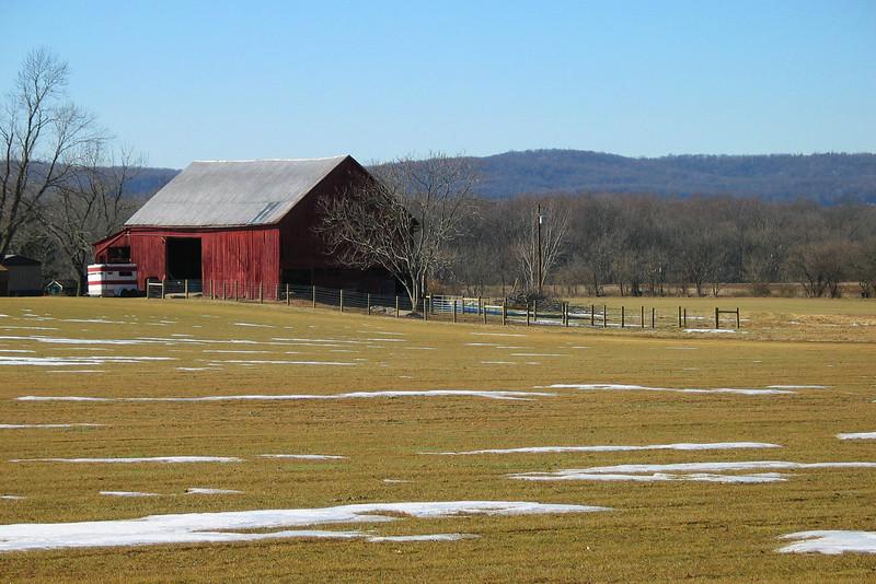 River Road farm<br /> Western Montgomery County, MD
