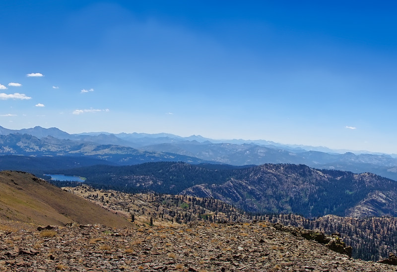 Panorama from Deadwood Peak Part 3