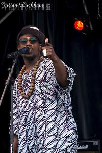 Ian Keteku WestFest 2012