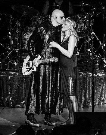 THE SMASHING PUMPKINS & COURTNEY LOVE