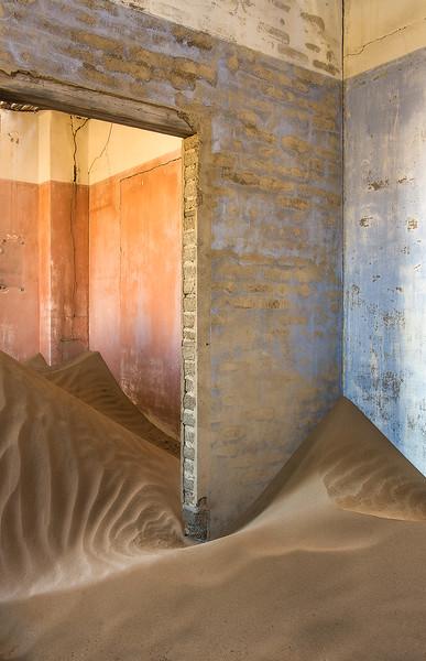 Unfettered Sand, Volume I