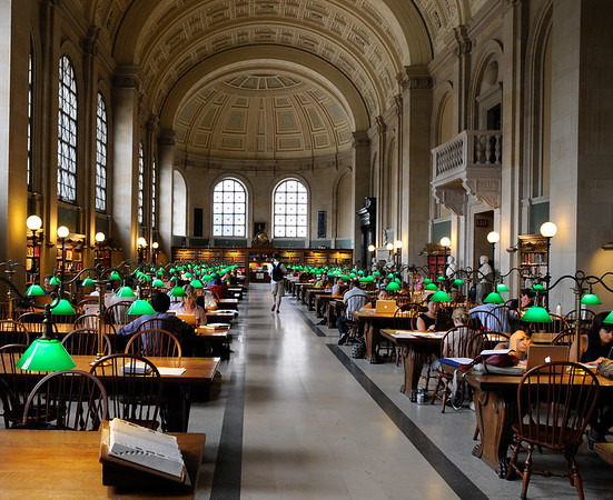 Boston Public Library July 2011-382