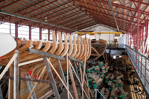 Ship Restoration Yacht School