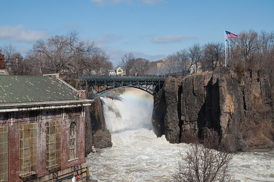 Great Falls Paterson NJ - Mar 12 2011