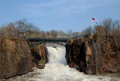 Great Falls Paterson NJ - April  2011,