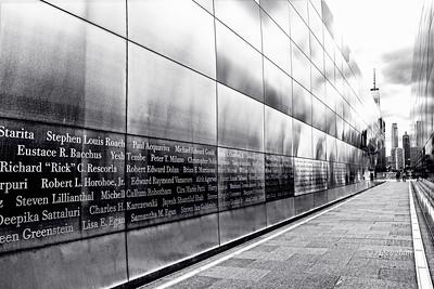 Empty Sky Memorial NJ