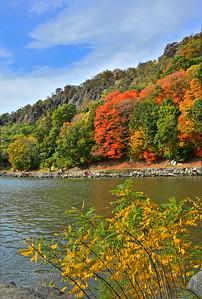 Autumn NJ Palisades