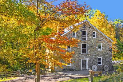 NJ Cooper Mill in Autumn