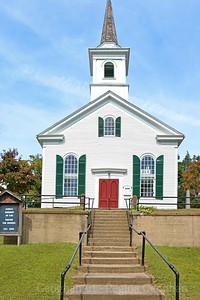 Historic Waterloo Village Church