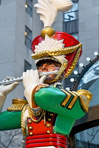 NYC Holidays - Roc Ctr Toy Soldier