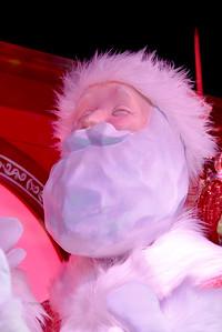 NYC Holidays-Macy's Santa