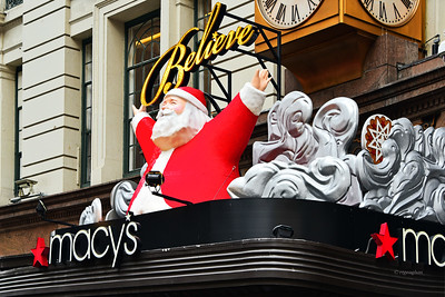 NYC holidays - Macy's Herald Square