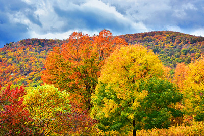Bear Mountain Fall Foliage