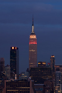 Empire State Building - Valentine's Day
