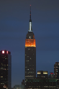 Empire State Building - Halloween