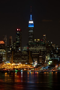 Empire State Building - Chanukah