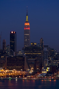 Empire State Building - Thanksgiving