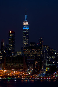 Empire State Building - NY Yankees