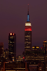 Empire State Building _ President's Day USA