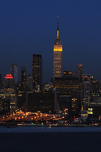 Empire State Building - New Orleans Saints