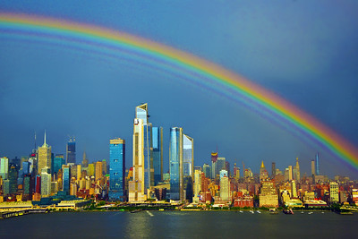 Manhattan under the Rainbow