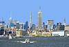 NY Skyline - River View