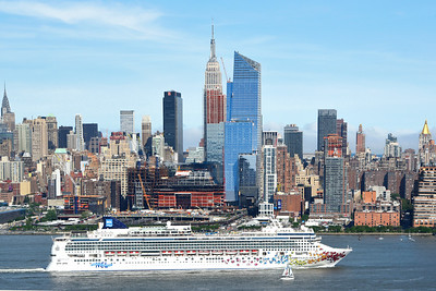May 29_NYCCruise-NorwegianGem-Coors Light