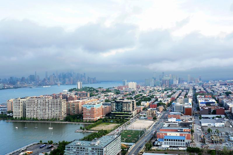 Hoboken NJ - Approaching Storm